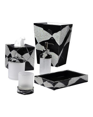 Mike & Ally Genesis Small Tray Guest Towel Holder